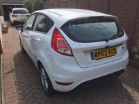 2014 Ford Fiesta 1.0 Zetec 5dr Manual - 22,000 miles