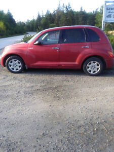 2001 Chrysler PT Cruiser Sedan