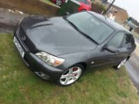 2003 LEXUS IS200 SE (RWD) LONG MOT AVAILABLE ANYTIME