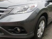 Honda CR-V I-DTEC SE (grey) 2014-10-21