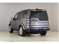Land Rover Discovery SDV6 HSE (grey) 2016-03-14