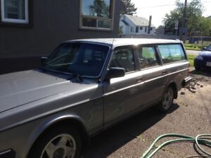 1989 Volvo 240 Wagon ***SOLD***