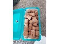Champagne corks - craft