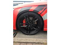"S3 genuine 19"" wheels"
