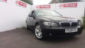2008 08 BMW 730D SPORT AUTO,STUNNING & AMAZING VALUE FOR MONEY,FINANCE AVAILABLE