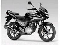 Honda CBF 125cc panels/fairings/parts