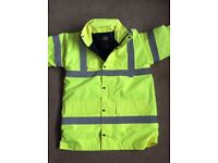 BRAND NEW DICKIES HIGH VISIBILITY WARNING CLOTHING