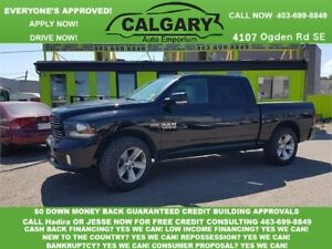 2013 Dodge Ram 1500 Sport  *$99 DOWN 2 PAYSTUB GURANTEED APPROVA