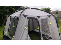 Khyam Motordome Classic Quick Erect Campervan Awning