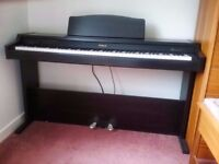 Roland HP-1 Digital Piano Full Size 88 weighted keys, 2 pedals, slim design.