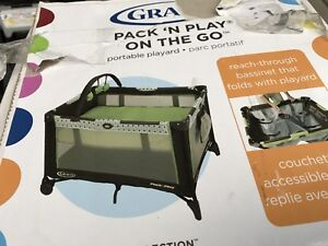 Graco make Pack-N-Play Playard / Playpen