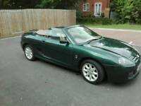 Mg tf 54reg excellent condition
