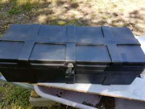 Polaris rack mount atv storage box