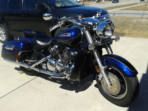 2008 Yamaha Royal Star Tour Deluxe - 1300cc