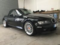 2001 BMW z3 2.2! Convertable roadster. Great condition, Custom exhaust, comes with extras.