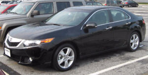 Looking for 2009 Acura TSX Sedan