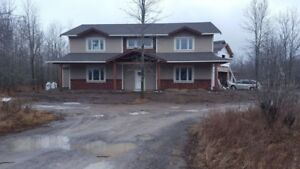 TWO HOMES w LOFT/STUDIO for sale in Brighton, Ontario.