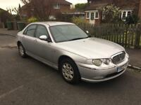 ROVER 75 TURBO DIESEL ( 1 YEARS MOT ) JUST HAD FULL SERVICE