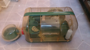 Habitrail Hamster/Gerbil/Mouse cage
