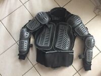 Motorcycle armour