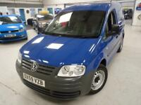 VW Caddy C20 PLUS SDI + JUST SERV + NO VAT + TB DONE