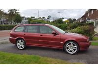 Very Nice Jaguar X Type 2.2 DSE estate
