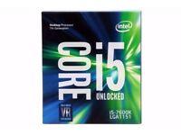 Brand New Intel Core I5 7600K
