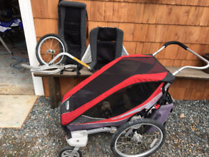 Chariot Stroller Infant Carrier
