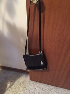 Leather Anne Klein purse