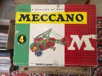 Meccano No. 4 set