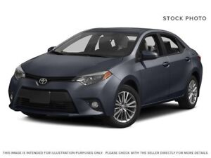 2014 Toyota Corolla LE ECO One Owner! Low Mileage!