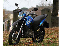 Lexmoto assault , 125cc motorbike