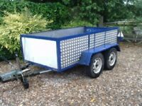 car trailer 7ft x 4ft