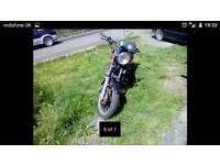 Yamaha xj 650/superbyke 125