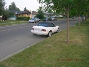 1997 Mazda MX-5 Miata Convertible