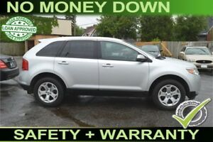 2013 Ford Edge SEL AWD - Drive Today for $66 Weekly