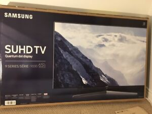 "65"" Samsung 9 series SUHD TV"