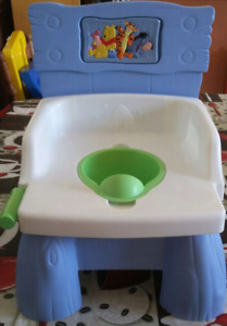 Winnie The Pooh Potty Seat for Sale