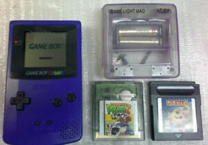 Gameboy Color Bleu
