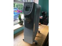 Electric Oil Heater - 2500W Nearly New