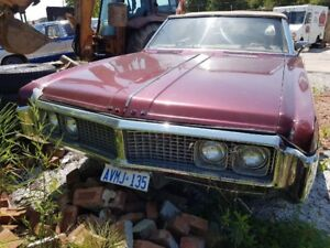 Buick Electra 1969 restoration project