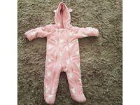 9-12 months snow suit