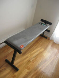 Banc de musculation inclinable DECATLHON