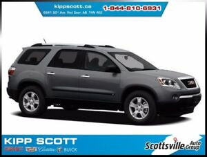 2012 GMC Acadia SLT-1 AWD, Leather, Towing, 7 Passenger