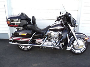 Anniversary Edition Harley Davidson Electra Glide Ultra Classic