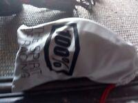 Motocross helmet/goggles/gloves