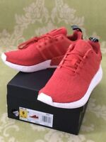 Adidas NMD R2 (Size 9) - Harvest Red