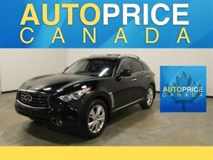 2013 Infiniti FX37 TECH PKG|NAVIGATION|REAR CAM