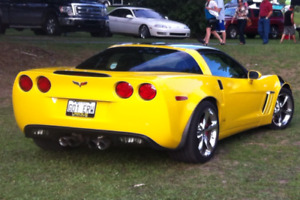 2012 Chevrolet Corvette Grand Sport Coupe (2 door)