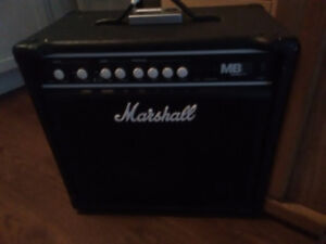 Marshall MB 30 Bass Amp